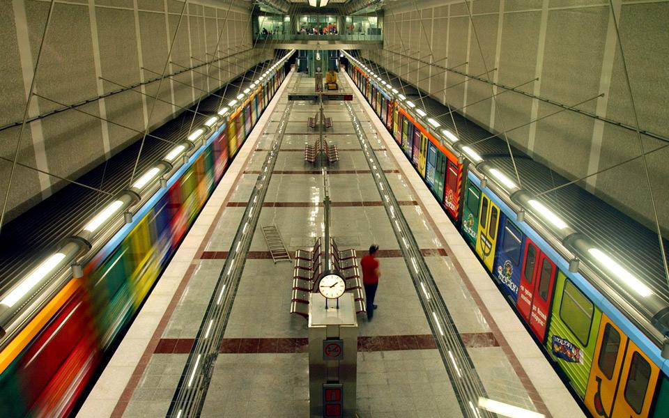 metroagiosdimitrios
