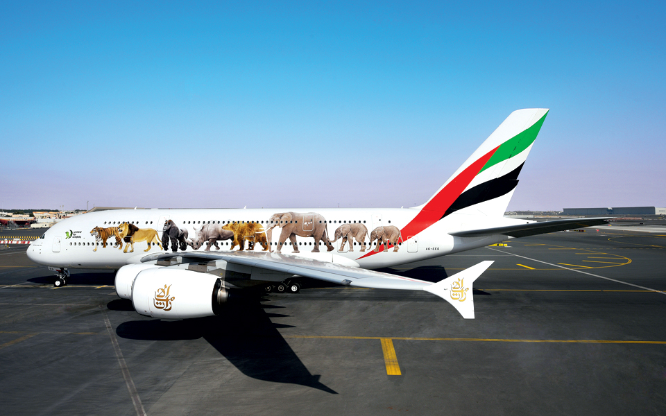 emirates-aircraft-with-united-for-wildlife-livery