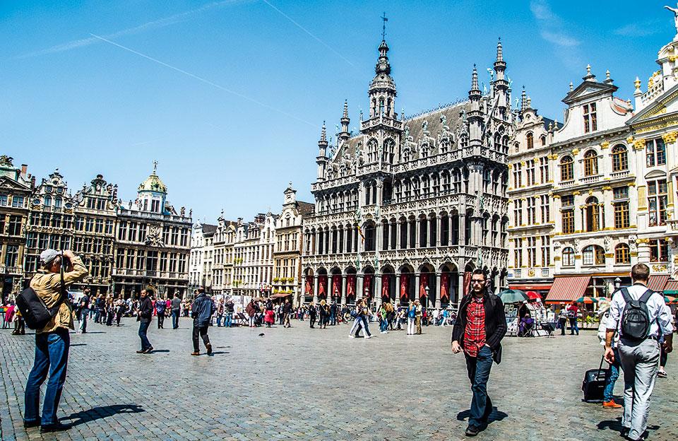 Βρυξέλλες by locals | Η ΚΑΘΗΜΕΡΙΝΗ