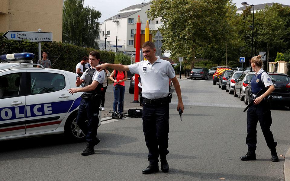 french-polic