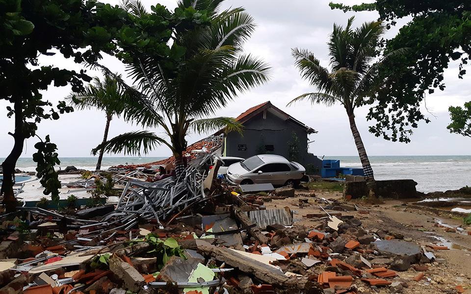 tsunamikatastrofes