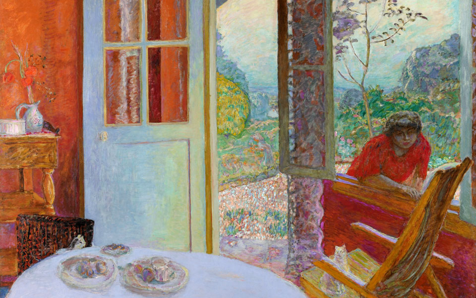 pierre-bonnard-dining-room-in-the-country-1913-1