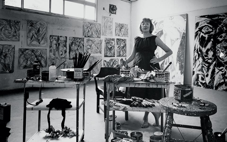 19-lee-krasner-in-her-studio-in-the-barn-springs-1962-photo-by-hans-namuth-lee-krasner-papers-archives-of-american-art-smithsonian-institution-washington-d