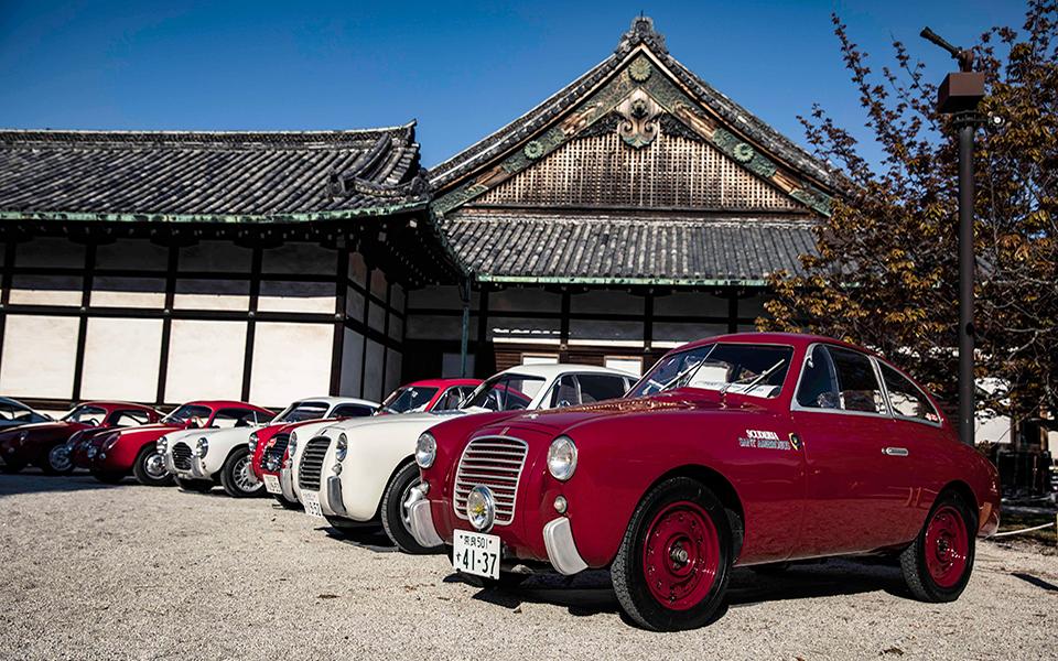 zagato-cars-at-nijo-castle-2