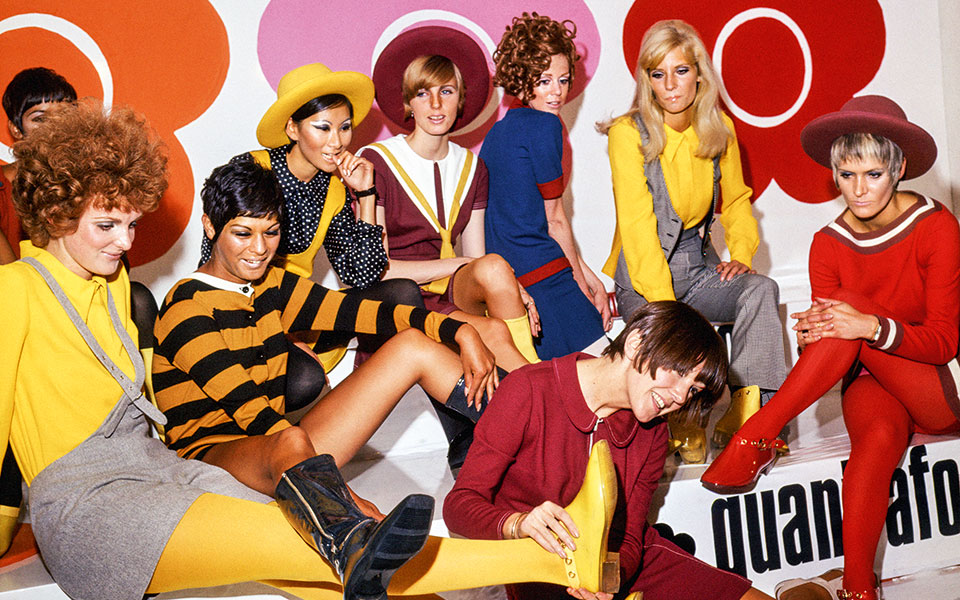 mary-quant-and-models-at-the-quant-afoot-footwear-collection-launch-1967--pa-prints-2008