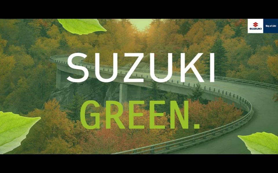 suzuki-green