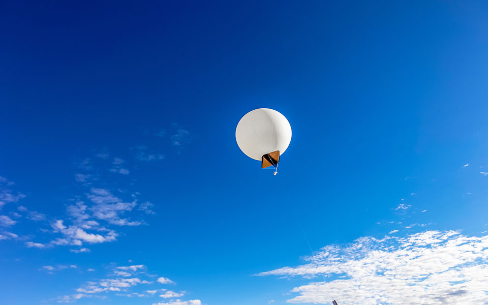 weather-ballon
