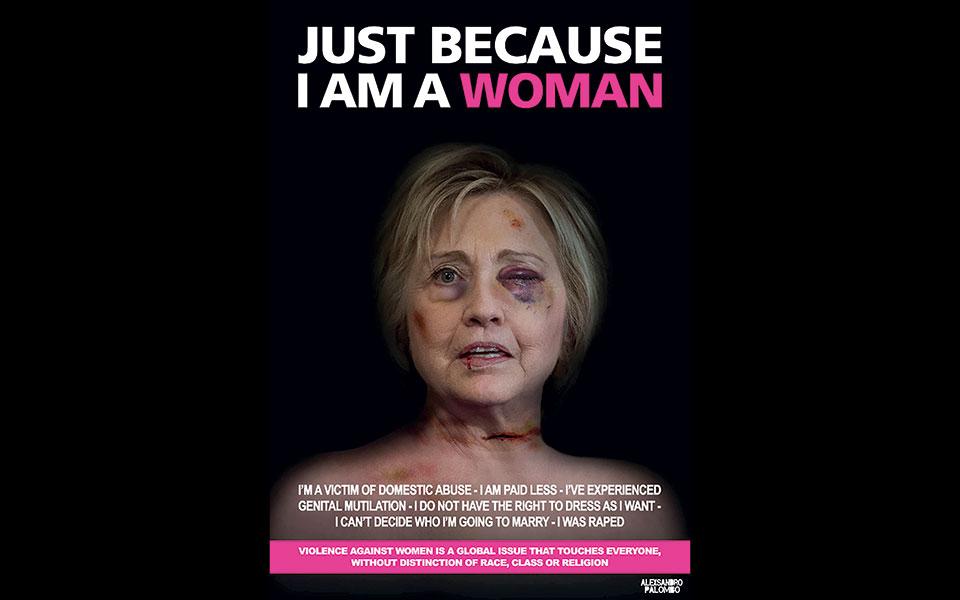 hillary-clinton-usa-domestic-violence-awareness-campaign-by-alexsandro-palombo-gender-equality-domesticviolencecampaign-domesticviolenceabuse-violenc-eagainstwomen-campana-violencia-de-genero-contra-la-mujer-campanaviolenciadegenero-web1