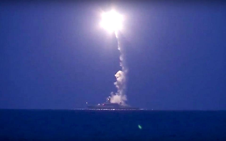 syria-missile