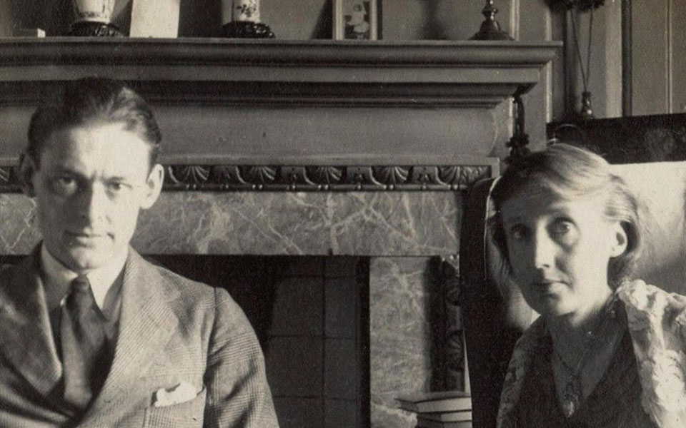 eliot-and-woolf