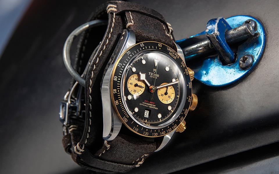 tudor-black-bay-chrono-sg-2019-leather-strap
