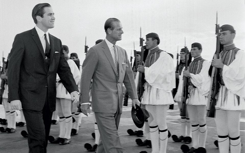 O πρίγκιπας Φίλιππος και η Ελλάδα | Η ΚΑΘΗΜΕΡΙΝΗ