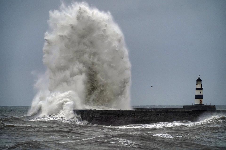 Τα κύματα της θάλασσας