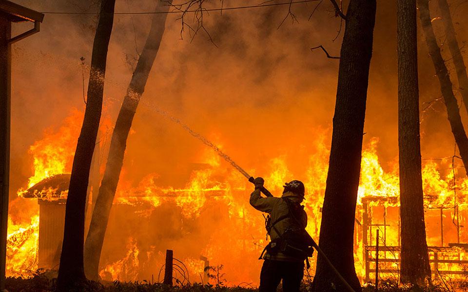 california-wildfire