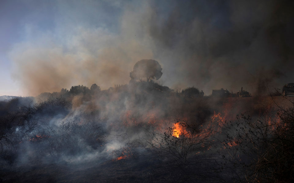 gaza-fire-reuters