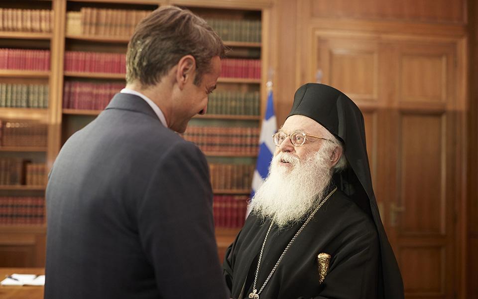 me-ton-archiepiskopo-alvanias-synantithike-o-kyr-mitsotakis0