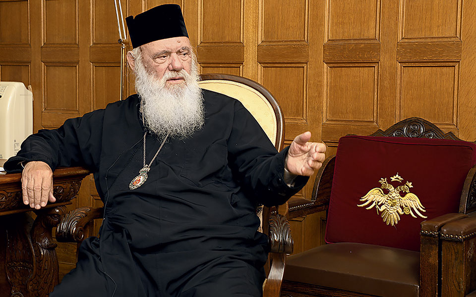 archiepiskopos-athinon-kai-pasis-ellados-ieronymos-stin-k-i-ekklisia-echei-anagki-apo-agioys1