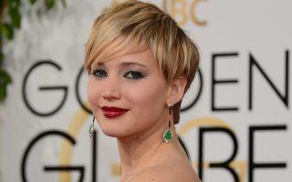 Η βραβευμένη Jennifer Lawrence, που έχει εντυπωσιάσει το Χόλυγουντ από την πρώτη της εμφάνιση στο