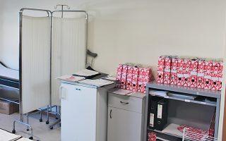Εντός του μήνα αναμένεται να ξεκινήσουν οι προσλήψεις προσωπικού για τη στελέχωση των δέκα «υγειονομικών σταθμών».