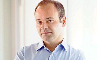 Ο βραβευθείς κ. Μάρκος Βερέμης είναι επικεφαλής της Upstream Α.Ε.