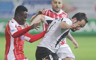 Ο ΟΦΗ νίκησε 2-0 τον Πλατανιά στην αυλαία της 20ής αγωνιστικής.