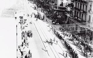 Η εβραϊκή κοινότητα της Θεσσαλονίκης εξολοθρεύτηκε από τους ναζί.