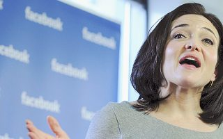Η διευθύντρια του Facebook, θεωρείται γκουρού της γυναικείας επιχειρηματικότητας.
