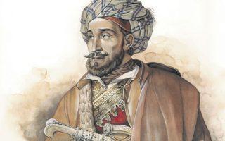 Πορτρέτο του Στρατηγού Μακρυγιάννη.