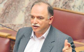 Ο κ. Δημήτρης Παπαδημούλης, στέλεχος «πρώτης γραμμής» του ΣΥΡΙΖΑ, αρνήθηκε το χρίσμα για την υποψηφιότητα στον Δήμο Αθηναίων.