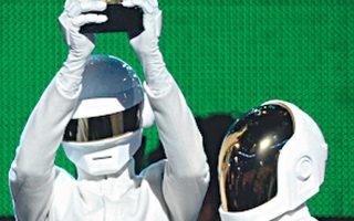 Το συγκρότημα Daft Punk.