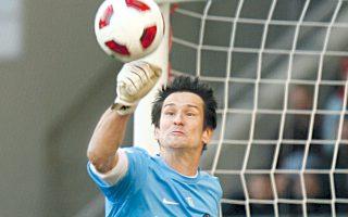 O πρώην τερματοφύλακας της Ξάνθης, Μίκαελ Γκσπούρνιγκ, θα φορέσει τη φανέλα του ΠΑΟΚ.
