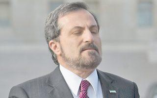 Ο εκπρόσωπος της συριακής αντιπολίτευσης περιγράφει το αδιέξοδο των διαπραγματεύσεων.