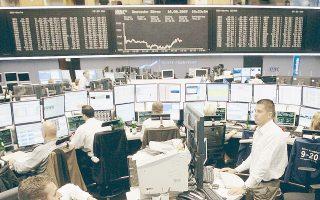 Ο πανευρωπαϊκός δείκτης Euro Stoxx 50 απώλεσε 0,89% και έφτασε στο ναδίρ των τελευταίων έξι εβδομάδων.