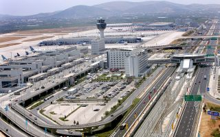 Διεθνής Αερολιμένας Αθηνών «Ελευθέριος Βενιζέλος».