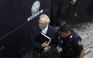 Σήμερααν αμένεται  να απολογηθεί εκ νέου ο πρώην αναπληρωτής διευθυντής Εξοπλισμών επί υπουργίας Ακη Τσοχατζόπουλου, Αντώνης Κάντας.