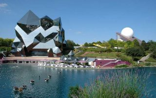 Futuroscope: Tο μοναδικό IMAX που θα συναντήσετε στο γαλλικό θεματικό πάρκο του μέλλοντος, κοντά στο Πουατιέ.