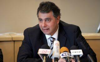 Ο πρόεδρος της ΕΣΕΕ, Βασίλης Κορκίδης.