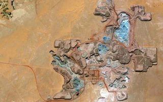 Ορυχείο ουρανίου,  Νίγηρας.