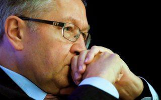 Ο επικεφαλής του Ευρωπαϊκού Μηχανισμού Στήριξης, Κλάους Ρέγκλινγκ.
