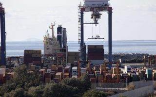 epa04024734 A general view of the Italian port of Gioia Tauro, in the southern region of Calabria, Italy, 16 January 2014. Italy confirmed the same day that Danish and Norwegian boats transporting a stockpile of chemical weapons removed from Syria as part of a US-Russian disarmament deal would dock at the southern port of Gioia Tauro, near the tip of the country's boot. Some 60 containers were due to be boarded onto a US Navy vessel without touching Italian soil, Transport Minister Maurizio Lupi told parliament, vowing operations would be conducted 'following international standards and in absolute secure conditions.'  EPA/FRANCO CUFARI