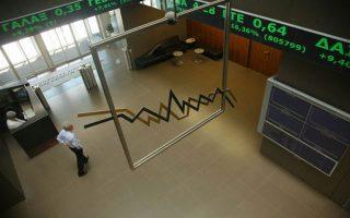 Η αύξηση  της κεφαλαιοποίησης στο ελληνικό χρηματιστήριο προσέγγισε τα 7 δισ. ευρώ.