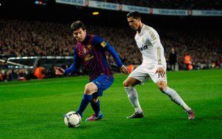 Ρεάλ και Μπαρτσελόνα είναι πρώτες στον κατάλογο των ποδοσφαιρικών συλλόγων με τα μεγαλύτερα έσοδα στον κόσμο!