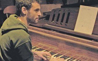 Ο πιανίστας και συνθέτης Αλέξανδρος Δρόσος δίνει ρεσιτάλ στο Μέγαρο Μουσικής στις 20 Φεβρουαρίου στο πλαίσιο του «Καλωσορίσματος Νέων Καλλιτεχνών».