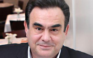 Ο κ. Νίκος Αγγελιδάκης, πρόεδρος του Οικονομικού Επιμελητηρίου Ελβετίας - Ελλάδας.