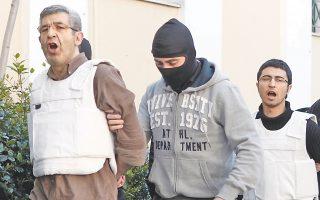 Προφυλακιστέοι κρίθηκαν μετά την απολογία τους, την Παρασκευή, στον ανακριτή οι Τούρκοι συλληφθέντες της «γιάφκας» στου Γκύζη.