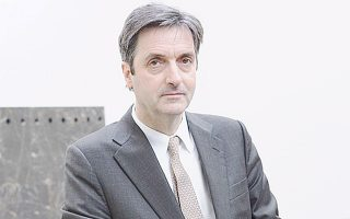 Ο Νίκολας Πέινι, διευθυντής της Εθνικής Πινακοθήκης του Λονδίνου.