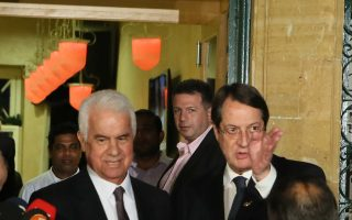 «Ναι» του 'Ερογλου στο κοινό ανακοινωθέν για το Κυπριακό