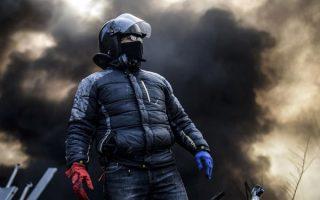 Συμφωνία στο Κίεβο για ανακωχή και εκλογές