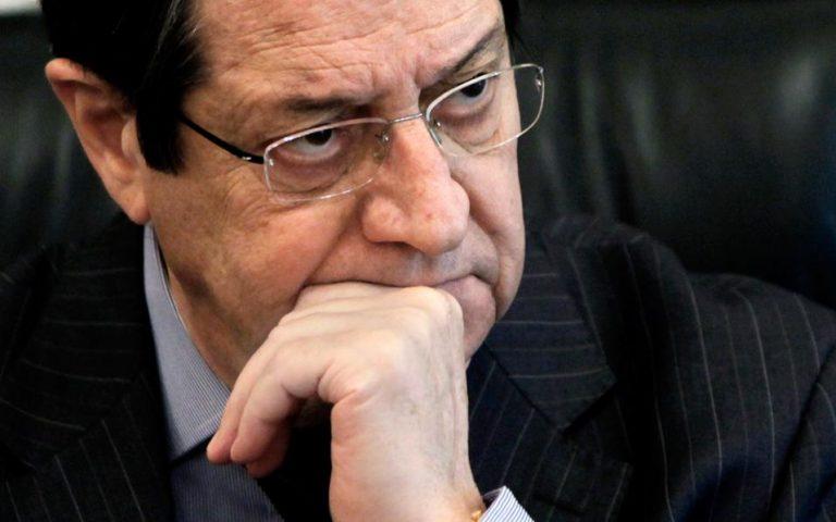 Αποχωρεί το ΔΗΚΟ από κυβέρνηση Αναστασιάδη