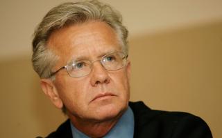 Ο διευθυντής Επικοινωνίας του ΔΝΤ, Τζέρι Ράις.